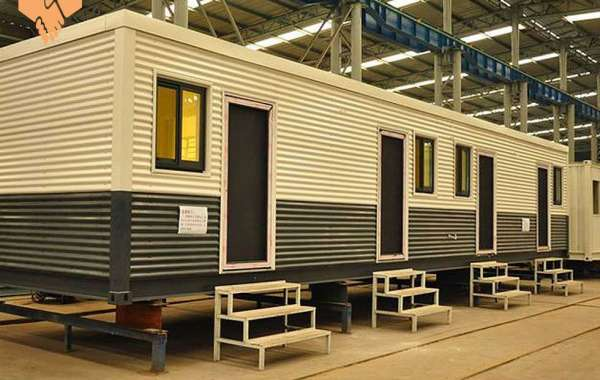 Sharing of Installation Skills for Container Movable House