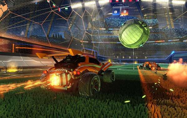 Rocket League players are in the ballast of Spring Fever