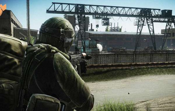 Escape from Tarkov stands out part of all aggressive shooters