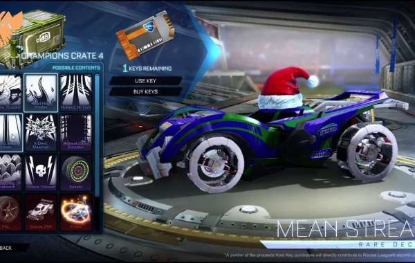 Hot Wheels Rocket League Items will begin offering packages