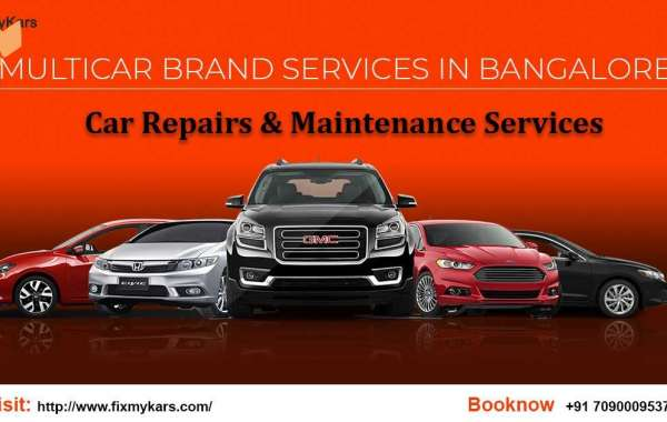 Professional Car Wash in Bangalore - Get a Big Deal and Massive Benefits on Car Service and Repair at fixmykars.com