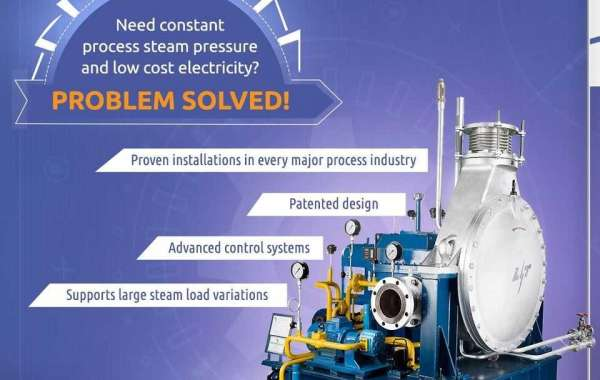 Saturated Steam Turbine - All Industrial Manufacturers
