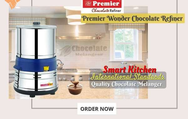 Top 5 Branded Cocoa Grinder – Melanger Machine For Chocolate Conching and Refining.