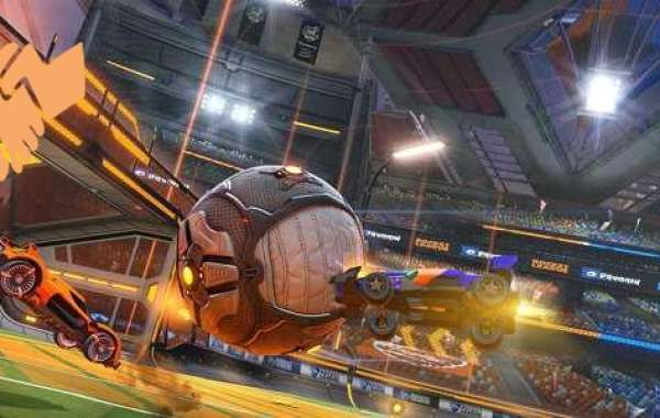 Rocket league may be a very fun competitive game