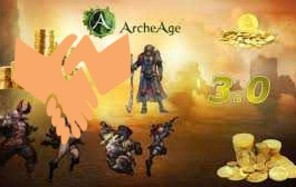 Archeage Unchained Gold that Will Rock 2021