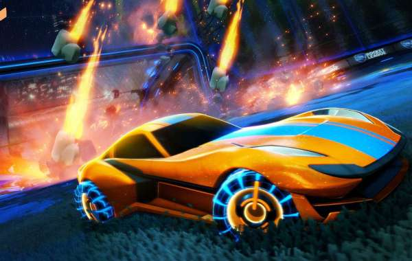 Which makes Rocket League right now playable can purpose