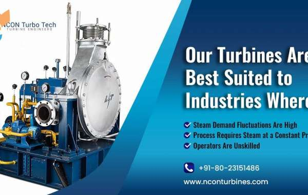 Steam Turbines Manufacturers in India - Contact Us Today